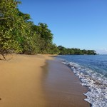 My personal beach on Isla Colon