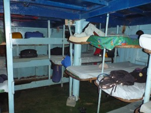 bunks on board